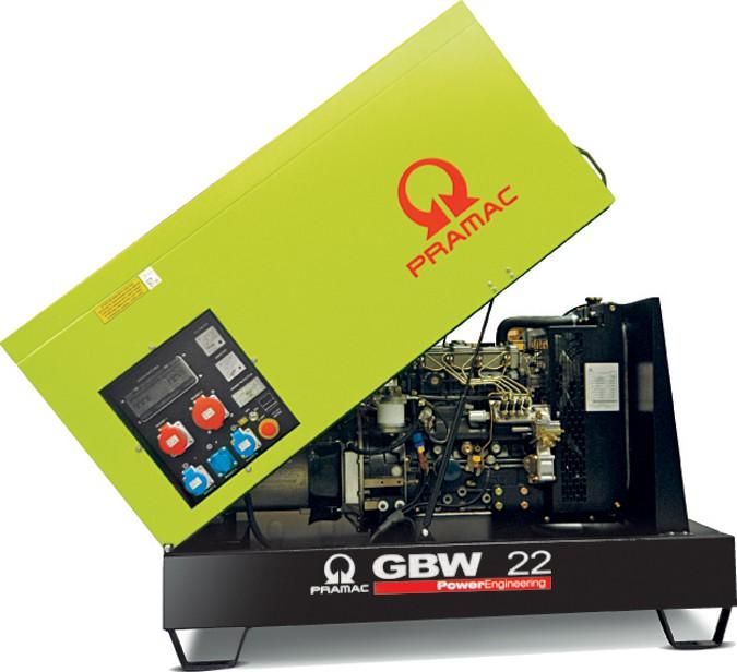 PRAMAC GBW15P