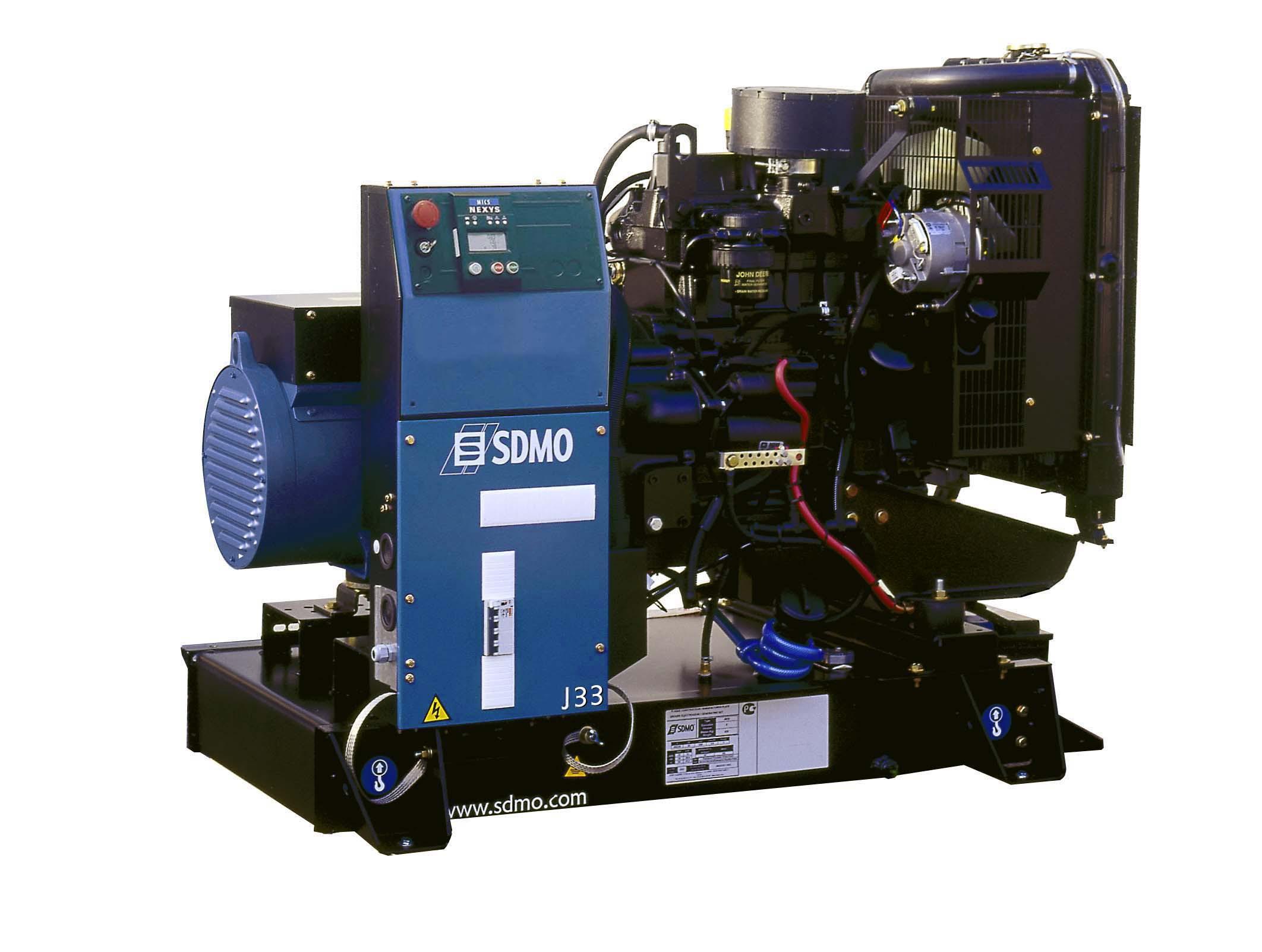 SDMO J 33