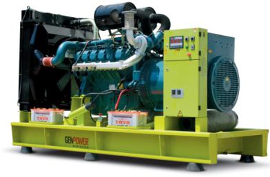 GenPower GDD 345