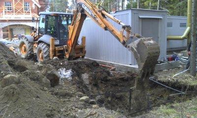 Обслуживание строительной техники